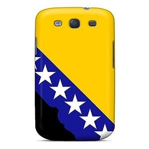 Flexible Tpu Back Case Cover For Galaxy S3 - Bosnia