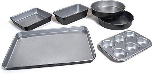 Cuisinart AMB-6 6-Piece Classic Bakeware Set