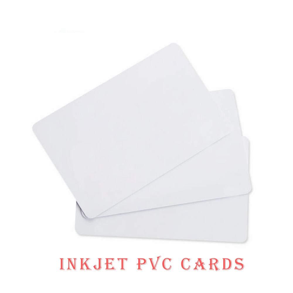 Tarjetas de identificación de PVC imprimibles de inyección ...