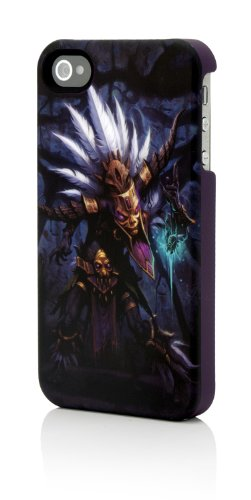 Performance Designed Products IP-1498 Blizzard Diablo Witch Doctor Clip Case for iPhone 4 - Face Plate - Retail Packaging - - Dr Blizzard