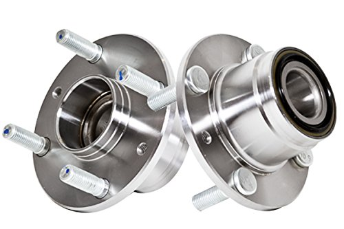 (Callahan C513030X2 [2] Pair REAR Premium Grade Single Wheel Hub Bearing Assemblies [ 513030 ])