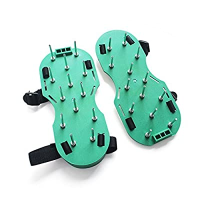 Settle Garden Lawn Aerator Shoes Foot Set Landscaper, Model: , Home/Garden & Outdoor Store