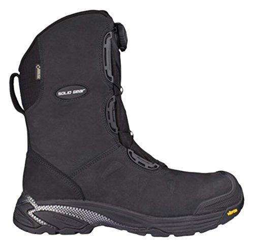 Solid Gear Sg8000542 Polar Gtx Chaussures De Sécurité S3 Taille 42 Noir