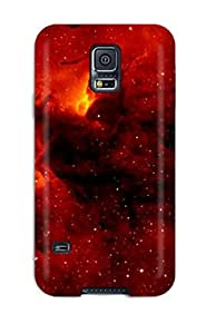 Tpu Case Cover Compatible For Galaxy S5/ Hot Case/ Nebula