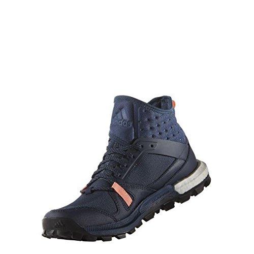 adidas Damen Supernova Riot W Laufschuhe, Azul (Azumin / Maruni / Brisol), 41 1/3 EU