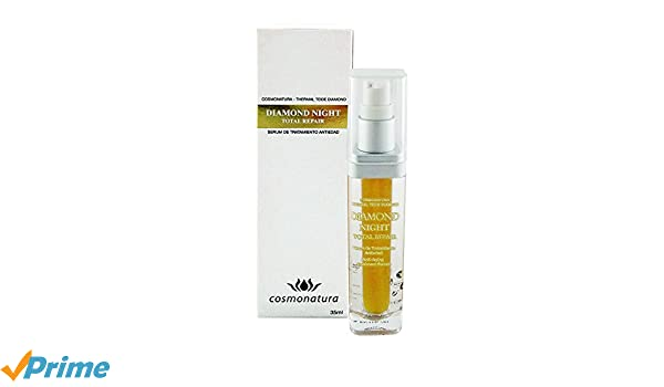 Thermal Teide Diamond Night Total Repair Serum de Tratamiento Anti Edad - 35 ml: Amazon.es: Belleza