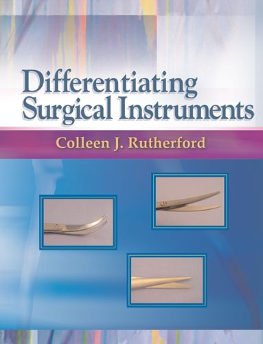 Differentiating Surgical Instruments by Brand: F.A. Davis Company