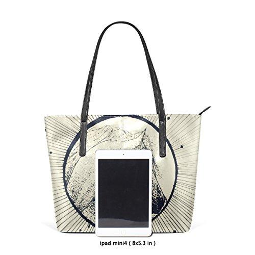 Shoulder Horse Women's Handbags Tote Bags Satchel Large Purse Handle Bennigiry Top 5qTdxw001