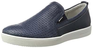 Romillastic 306 60002 - Zapatillas de casa para mujer, color gris, talla 42 Romika