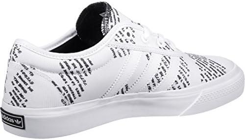 meet 79549 a3174 adidas Adi-Ease – Chaussures Sportives pour Mixte Adulte, Blanc – (Ftwbla NegbasFtwbla) 48 23