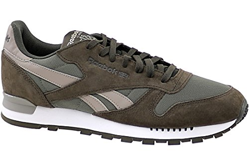 Reebok Classic Leather Clip AQ9797 Mens shoes size: 10.5 US (Clip Stone Shoe)