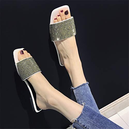Semelles À Jin Antidérapantes Sandales Respirantes Femme Et pour YUCH HwE1U