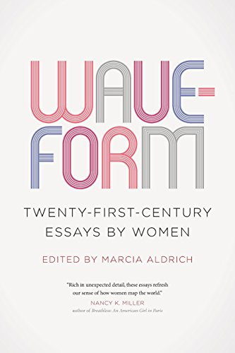Books : Waveform: Twenty-First-Century Essays by Women