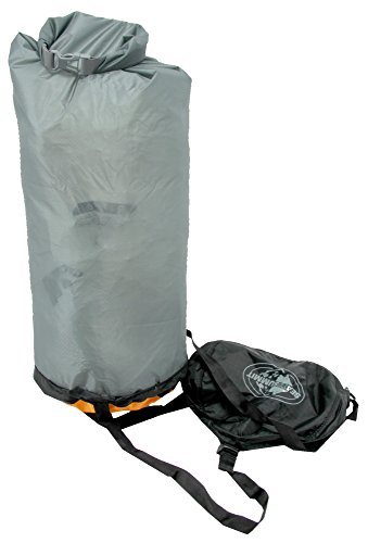 Sea to Summit Ultra-Sil Compression Dry Sacks, Grey, 10 Liter (Dry Compression Bag)