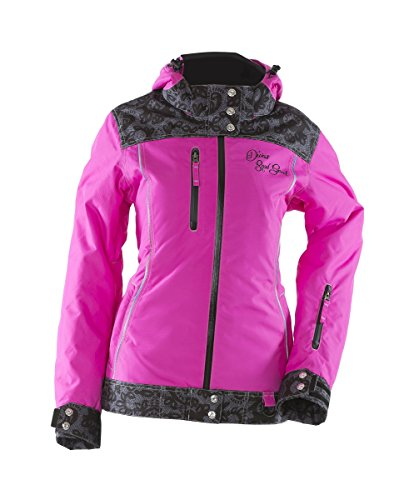 divas-snowgear-womens-lace-collection-jacket-pink-x-small