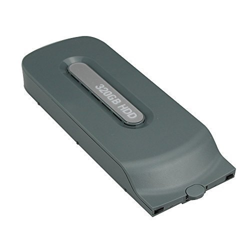 Hard Drive External HDD for Xbox 360 gray (320GB)