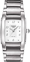 Tissot T0733101101701 T-10 Stainless Steel Ladies Watch