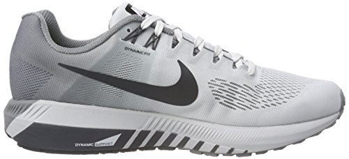 Scarpe Platinum Grey 21 Multicolore Anthracite Running Air Structure 001 Zoom Pure Nike Uomo Cool 7qzwtIq