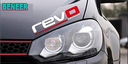 FIOLTY Etiqueta engomada del Coche para KK REVO para el Golf 6 7 ...