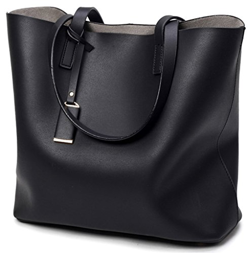Cute Leather Tote Bags - 4