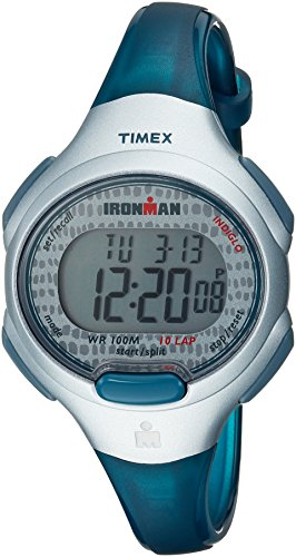 Ironman Gray Watch - Timex Mid-Size Ironman Essential 10 Watch