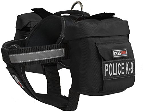 Dogline Multi Purpose Harness Removable Patches product image