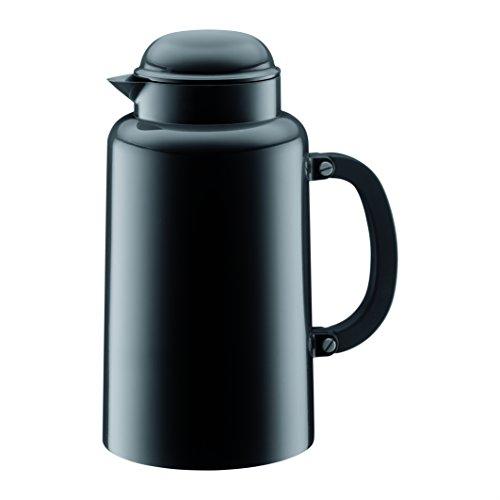 (Bodum 10886-01TL Chambord Thermo Jug, 34 oz, Black)