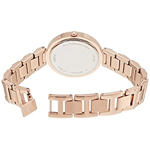 Fossil Analog Rose Gold Dial Women's Watch – BQ3181