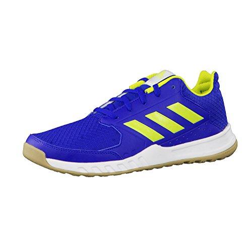 adidas Fortagym K, Zapatillas de Deporte Unisex Niños Azul (Reauni / Seamso / Ftwbla)