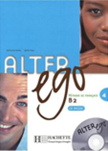 Alter Ego 4 (Methode de Francais) (French Edition)