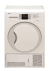 Beko DPU 7306 XE Wärmepumpentrockner / A+++ / 158 kWh/Jahr / 7 kg / Weiß /...