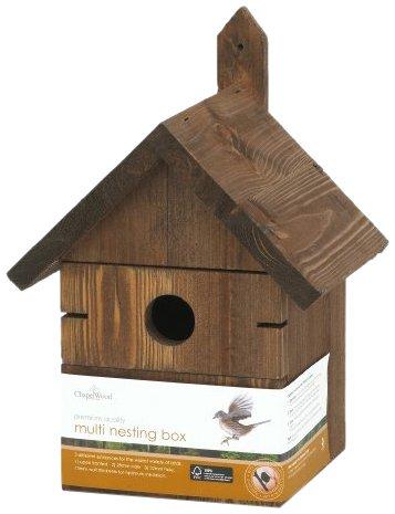 Chapelwood - Caja nido múltiple