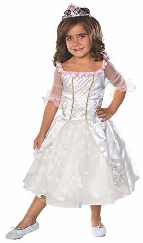 Rubie's Costume Fairy Tale Princess Costume with Twinkle Skirt (Costume Barbie Fairy)