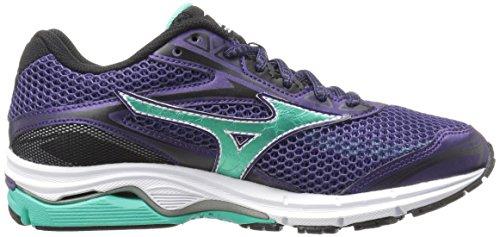 Mizuno Wave Legend 4 Fibra sintética Zapato para Correr