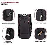 SWISSGEAR Small/Compact Organizer Backpack - Narrow