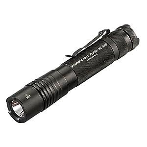 Streamlight 88052 ProTac HL 2-CR123 Rechargeable Flashlight, 850 lumens