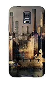 High Quality IKudxlt3710FCaGB City Tpu Case For Galaxy S5