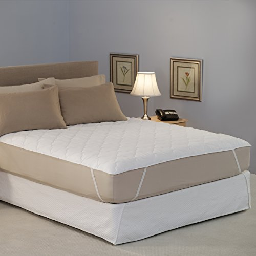 NEW!! RESTFUL NIGHTS¨ WATER BED MATTRESS PAD With Free PurchaseCorner Eye-Mask