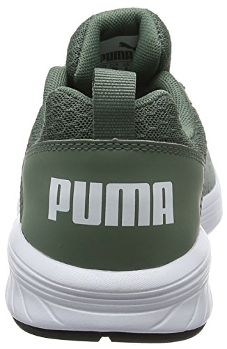Gris Comet Nrgy 15 Puma Wreath Cross de Laurel White puma Unisex Adulto Zapatillas a4BnBx0