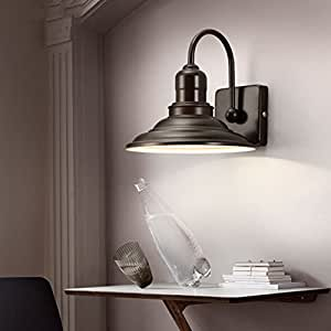 Wall lights wall lamp modern Minimalism Retro industry Aisle lights corridor read restaurant Cafe bar Xin Yue Shop
