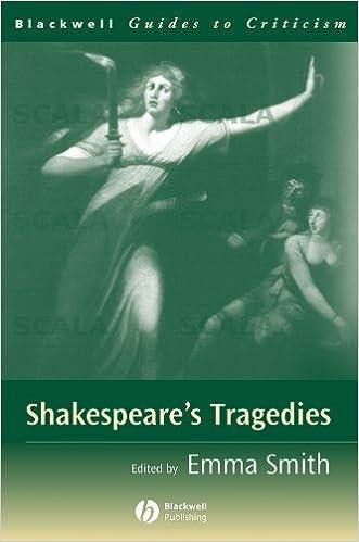 shakespeare s tragedies smith emma