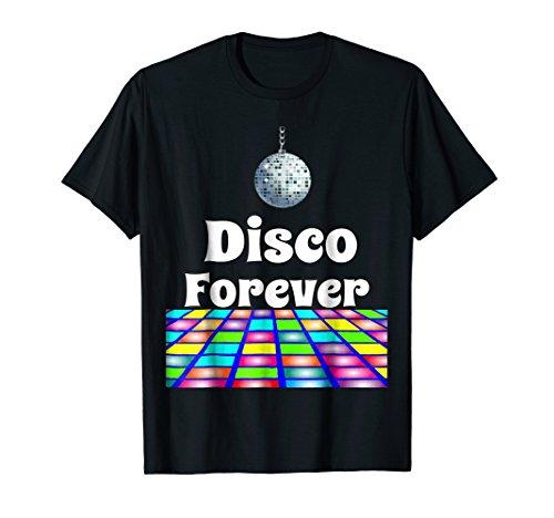 Disco Shirt 70's Theme Party Shirt Disco Forever Disco -