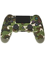 Sony PS4 Dualshock 4 Controller, Green Camouflage (Official Version)