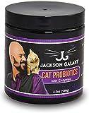 Jackson Galaxy Cat Probiotics - Best Cat Probiotics for Diarrhea, Vomiting, Gas, Allergies