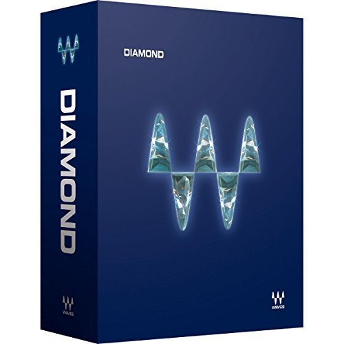 - Waves DIAMOND | 62 Audio Processing Plugin Bundle SoundGrid Electronic Delivery
