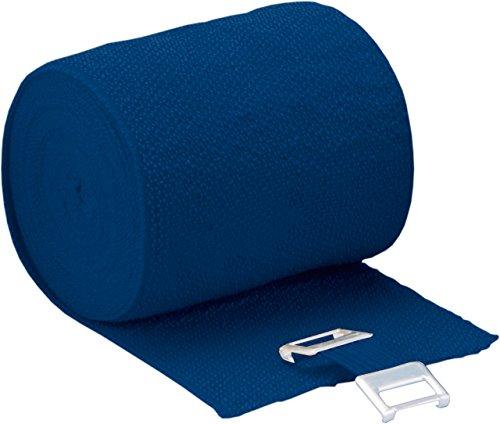 Höga Lastic-Color, blau, 6 cm x 5 m gedehnt, dauerelastische Idealbinde, 1er Pack (1 x 0.036 kg)