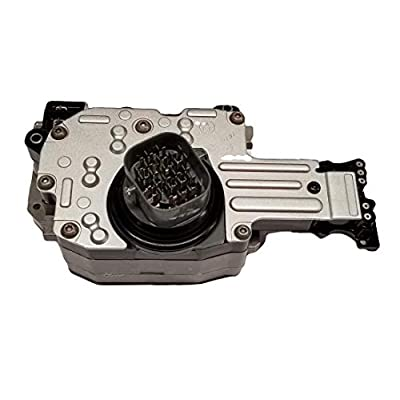 Solenoid Pack, Solenoid Block, Fits Dodge 65RFE 66RFE 68RFE Gray Connector ('09-Up), Remanufactured: Automotive