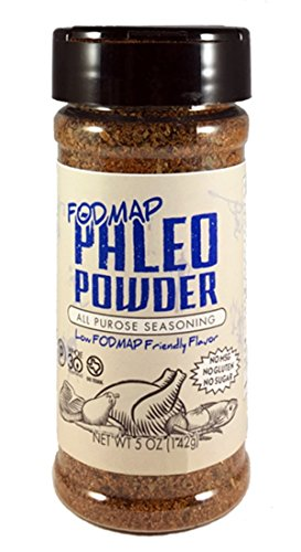 Paleo Powder Fodmap All Purpose Seasoning. The Original Low Fodmap Paleo Food Seasoning Great for all Paleo Diets! Certified Ketogenic Food, Paleo Whole 30, Low Fodmap Food, Gluten Free Seasoning. - Food Seasoning