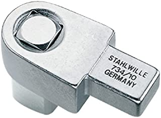 Stahlwille 58240010 734/10 Insert Tool 9 x 12 mm 1/2 Inch Sq Drive 100nm