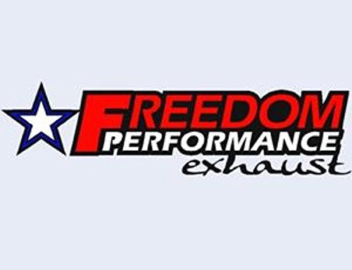 (Freedom AC00089 Exhaust (Quiet Baffle 2-1 American Outlaw))